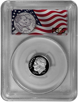 2015-W March of Dimes Silver Proof Dime From Set PR69DCAM PCGS First Strike
